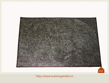 Modern Polyester Shaggy Floor Carpets Natural Sisal Carpet With Latex Back