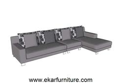 Modern Sofa Fabric Sectional Sets Yx288