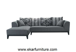 Modern Style Sofa Sectional Fabric Yx276