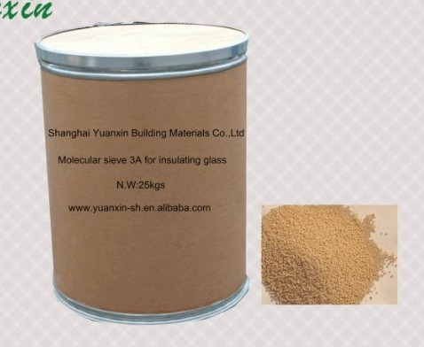 Molecular Sieve For Double Glazed Glass