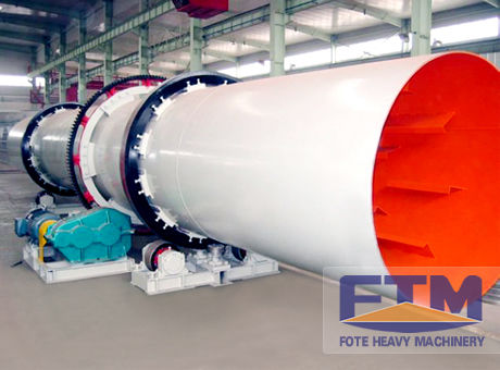 Molybdenum Ore Dryer For Sale
