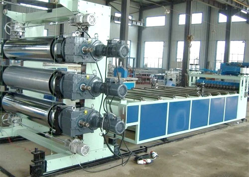 Mono Or Multi Layer Pet Sheet Extrusion Line
