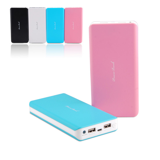 More Than 20000mah Power Bank With Dual Usb Outputs