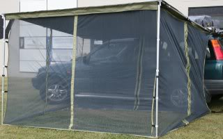 Mosquito Net For Car Awning