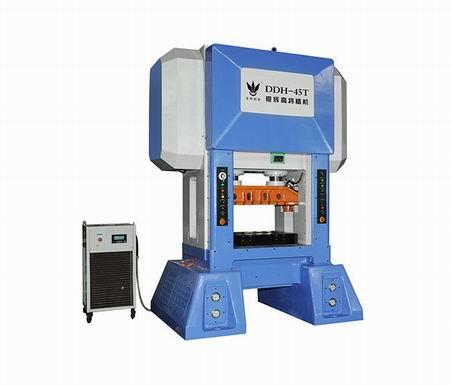 Motor Lamination Press Manufacturer Ddh 45t