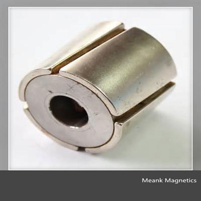 Motor Magnet Arc Segment Magnets
