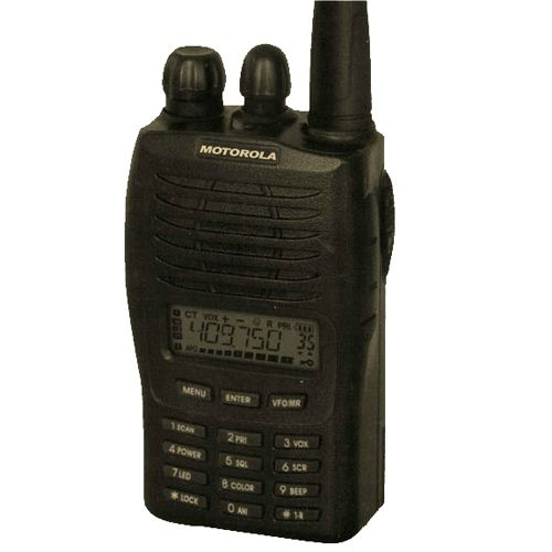 Motorola Mt 777 Amateur Radio Portable