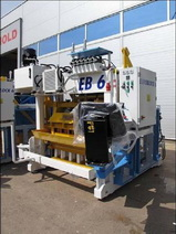 Movable Concrete Block Making Machine Euroblock Eb 6