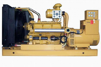 Mp Shangchai Diesel Generator Set
