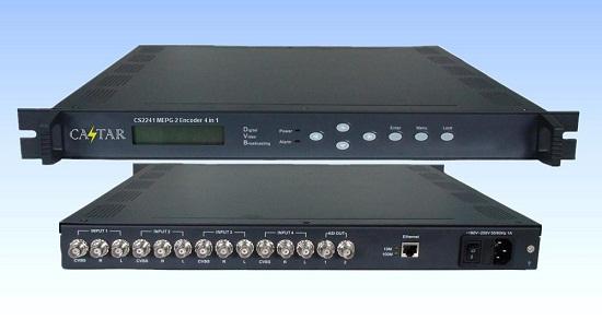 Mpeg2 Mpeg4 H 264 4in1 Sd Hd Encoder