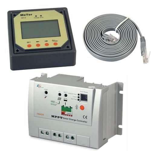 Mppt 10a Solar Charge Controller Regulator 12 24v Max Pv Input 100v