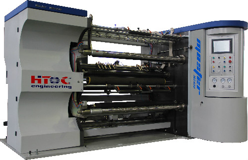 Ms450 Plc Control High Speed Automatic Slitting Machine