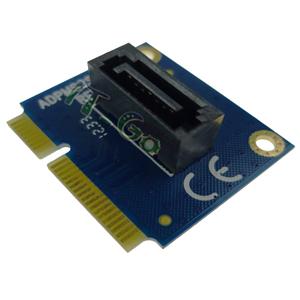 Msata To Sata Adapter Card