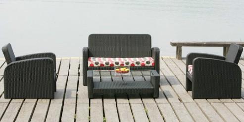 Mtc 045 Outdoor Rattan Sofa Set