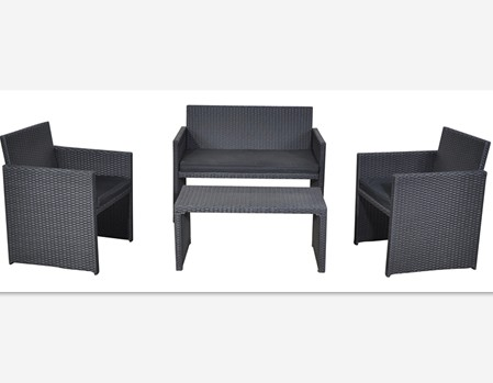 Mtc 073 Outdoor Rattan Dining Set