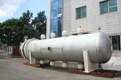 Mto Heat Exchanger For Coal Industry