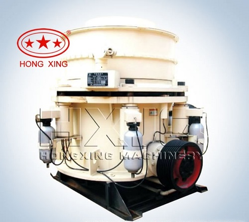Multi Cylinder Hydraulic Cone Crusher For Sale