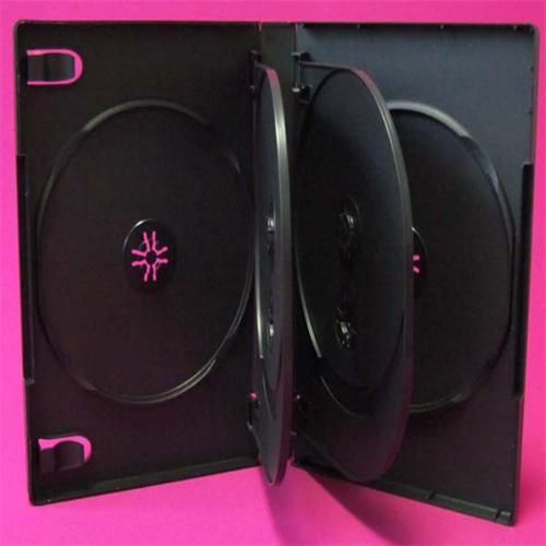 Multi Dvd Storage Case