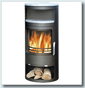 Multi Fuel Stoves Contemporary Wood Burning