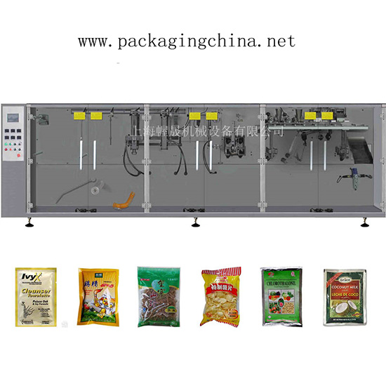 Multi Function Sachet Packing Machine Whm 180z