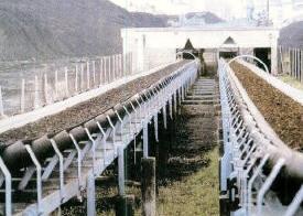 Multi Ply Conveyor Belts