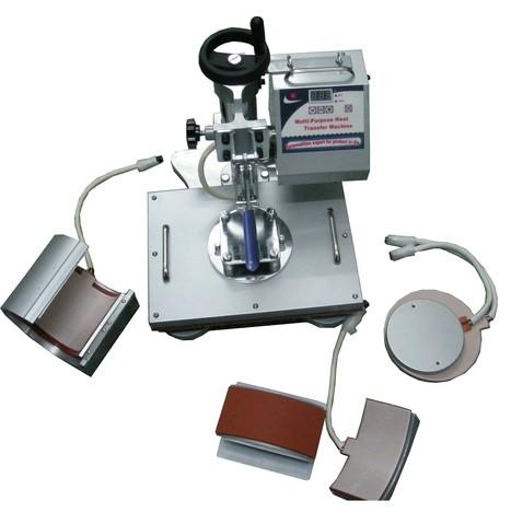 Multi Purpose Sublimation Transfer Printing Machine