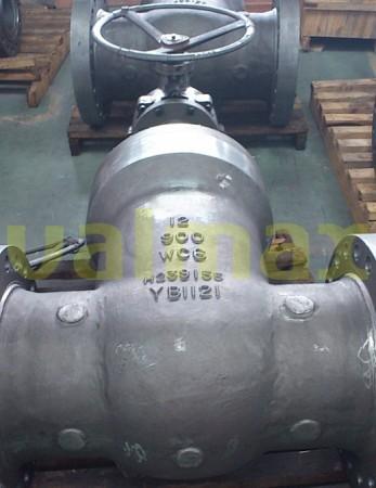 Multi Turn Gear Actuator Ip65 Motor Flange