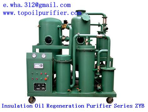 Multifunction Vacuum Insulating Oil Purifier