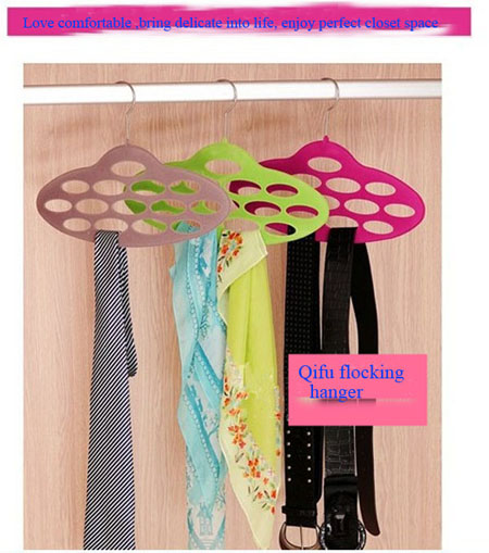 Multifunctional Anti Slip Scarf Hanger