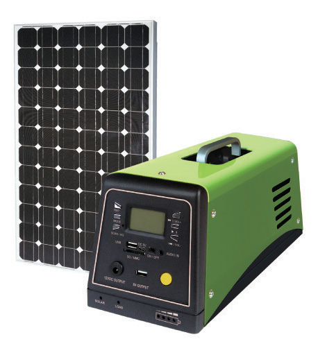 Multifunctional Solar Power System