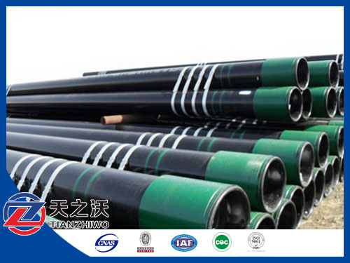 N80 Btc Api 5ct Caisng Pipe For Wells