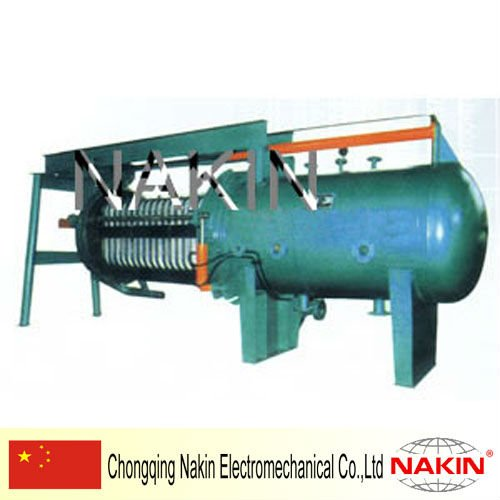 Nakin Jywl Series Horizontal Closed Type Oil Filtration Equipment