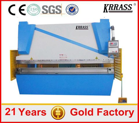 Nanjing Krrass Economical Hydraulic Press Brake With 2 Years Warranty