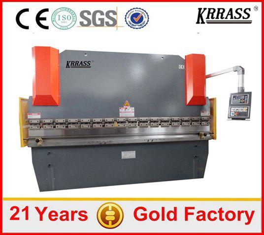 Nanjing Krrass Economical Steel Plate Bending Machine With 2 Years Warranty