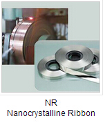 Nanocrystalline Ribbon 1k107 Strip Used For Current Transformer Core