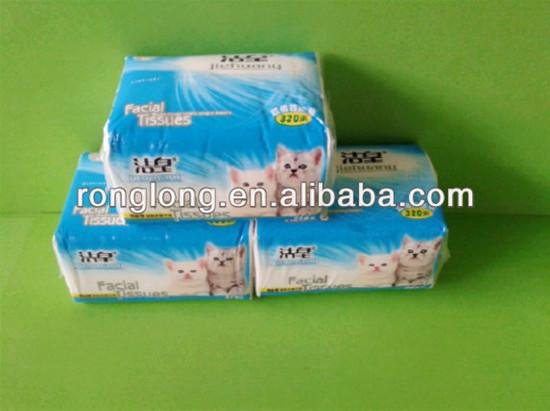 Napkin Tissue Removable