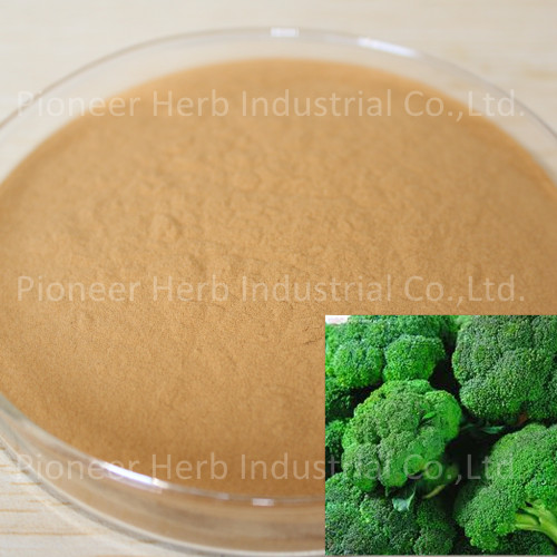 Natural Broccoli Extract L Sulforaphane 0 1 98 Or Glucoraphanin 20 Nearly 10 Years Production Experi