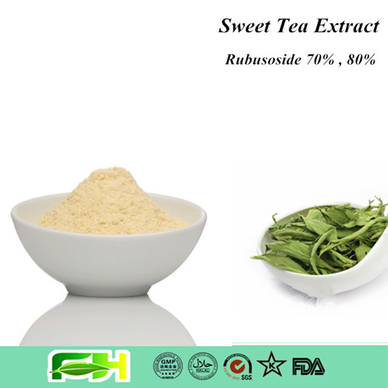 Natural Sweet Tea Extract Rubusosides