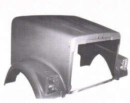 Navistar International Truck Hoods 9300 9370 4300