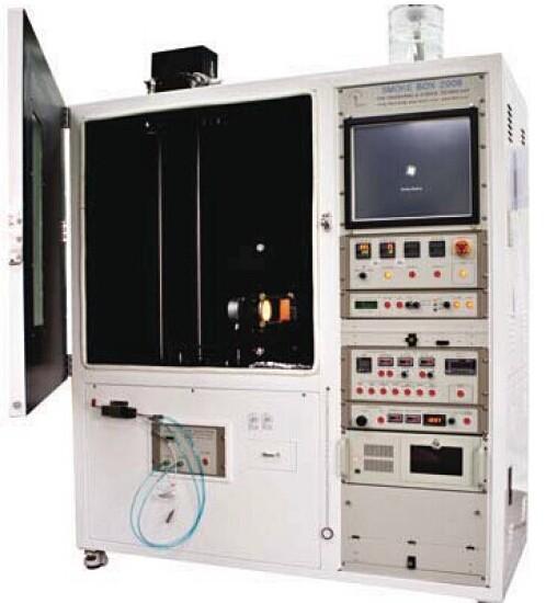Nbs Plastic Smoke Density Tester