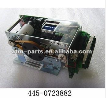 Ncr Atm Part 445 0723882 6625 Nu Mcrw 3tk R W Hico Smart Card Reader