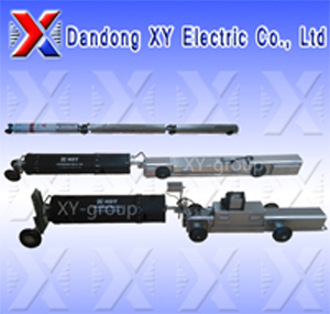 Ndt Xy Series X Ray Pipeline Crawler