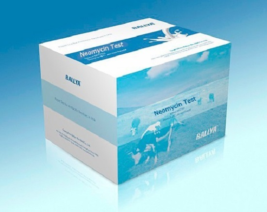 Neomycin Test From Ballya Bio