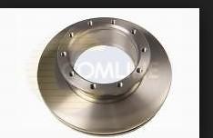 Neoplan Brake Disc Rotor