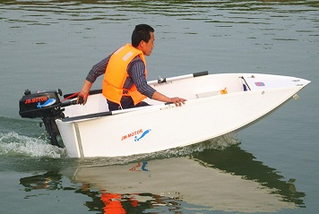 New Arrival Folding Boat Car Carriable Light Weight Advanced Material