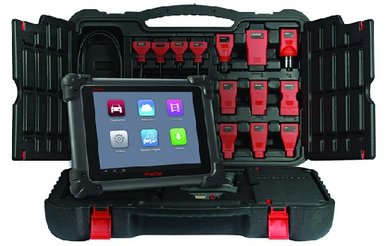 New Autel Maxisys Pro Ms908p Wifi Diagnostic System With Online Update