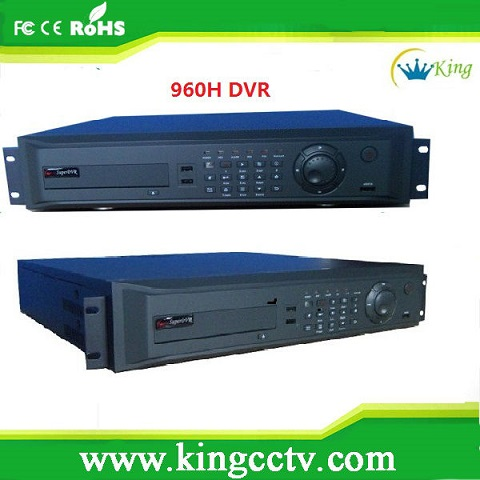 New Comming 960h Dvr 8ch H 264 Standalone Hk S8208f