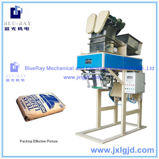 New Condition Semi Auto 5 50kg Sesame Powder Packing Machine