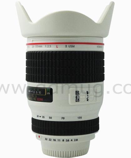 New Design Camera Mug Coffee Lens