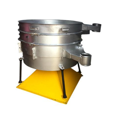 New Design Circular Motion Stone Vibrating Screen In Fully Automatic